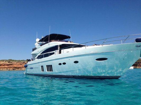 Princess 72 Motor Yacht - main image