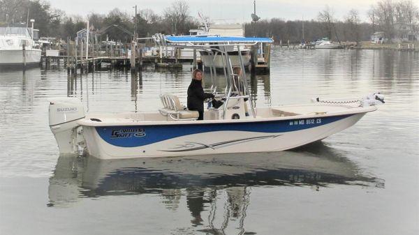 Carolina Skiff 218 DLV