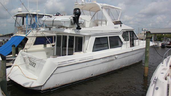 Navigator  Starboard Aft Profile