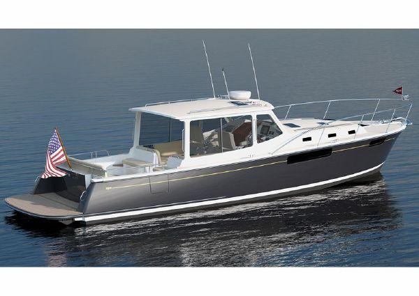 MJM Yachts 43zi image
