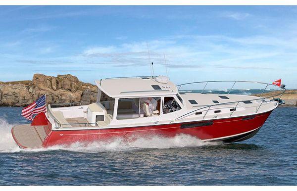 2021 MJM Yachts 43zi