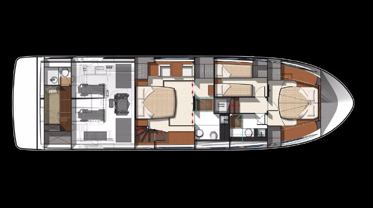 2018 Prestige BoatsalesListing Sell