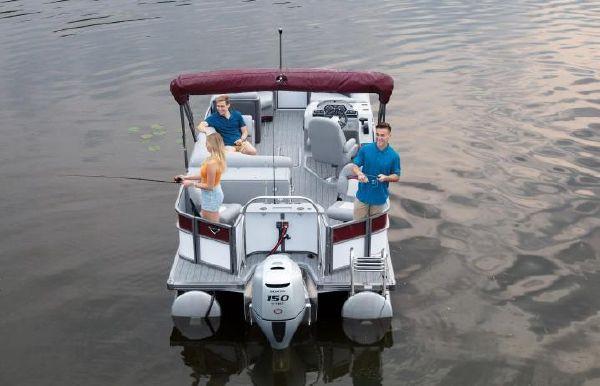 2020 Manitou 22 Oasis Angler FF