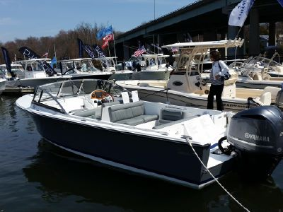 2019 Rossiter<span>23 Classic Day Boat</span>