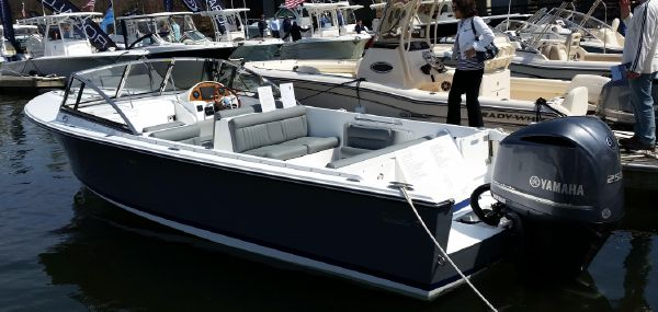 Rossiter 23 Classic Day Boat image
