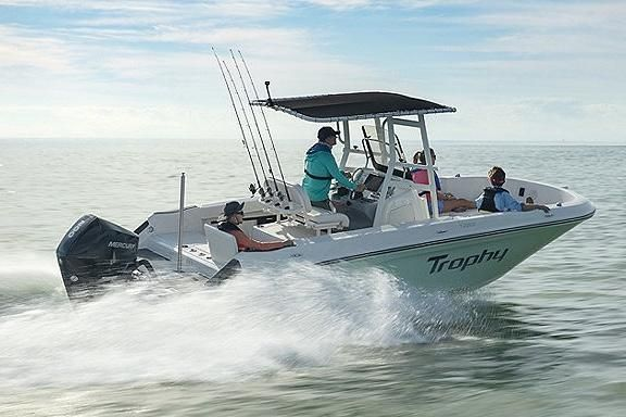 2020 Bayliner T22CX