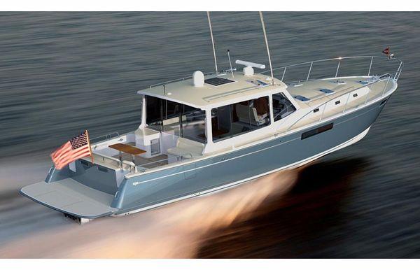 2022 MJM Yachts 53zi