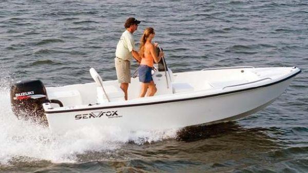 Sea Fox 17CC Sport Series