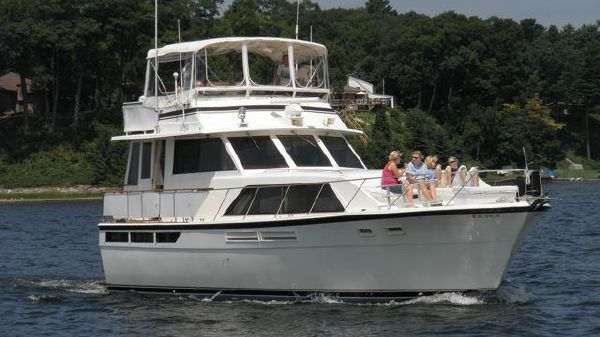 Pacemaker 46 Motor Yacht