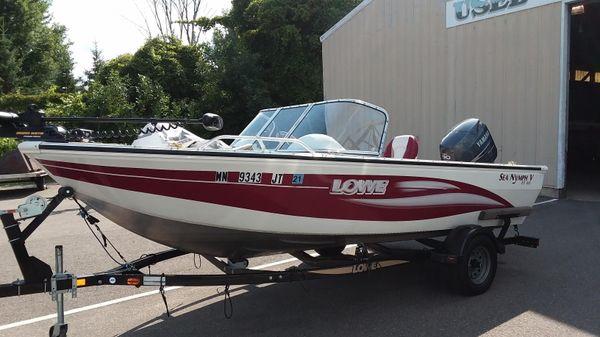 Lowe FS165 Fish & Ski
