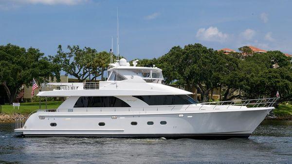 Ocean Alexander 74 Open Flybridge Motor Yacht 78