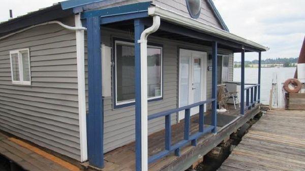 Custom Boathouse - Hargraves 60x31