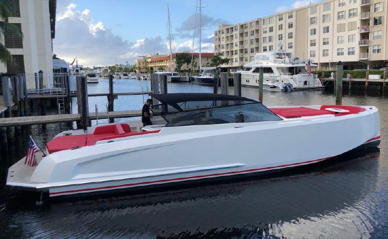 2016 Vanquish Yachts SportCruiser