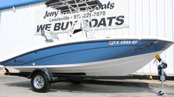 Yamaha Boats 190