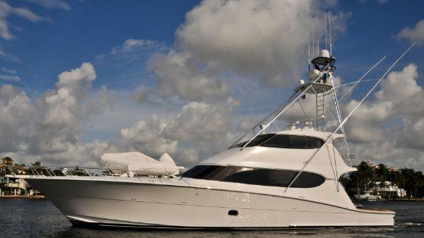 Hatteras 77' EB Sportfish