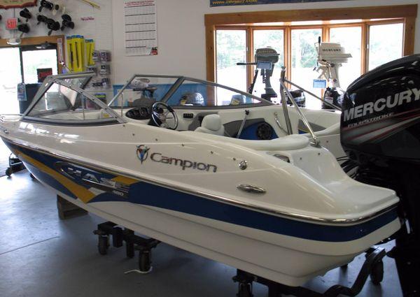 Campion Chase 480ob Bowrider image
