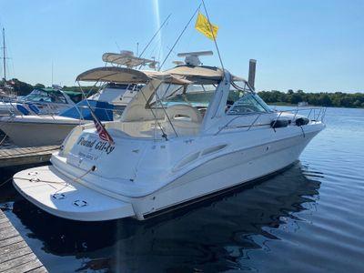 2000 Sea Ray<span>410 Express Cruiser</span>