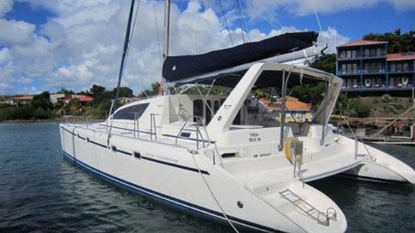 Leopard 4700 Catamaran