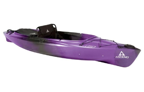 2020 Ascend D10 Sit-In (Purple/Black)