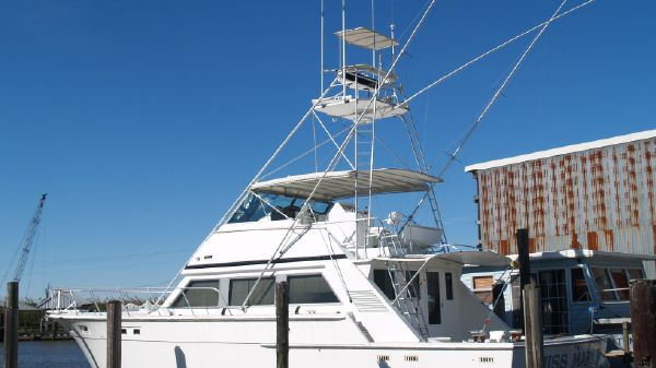 Bertram 58 Sport Fisherman