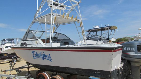 Boston Whaler Full Cabin