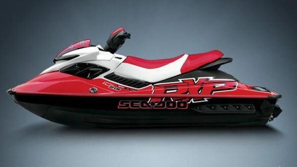 Sea-Doo RXP Manufacturer Provided Image