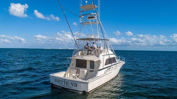 Bertram Sport Fisherman image