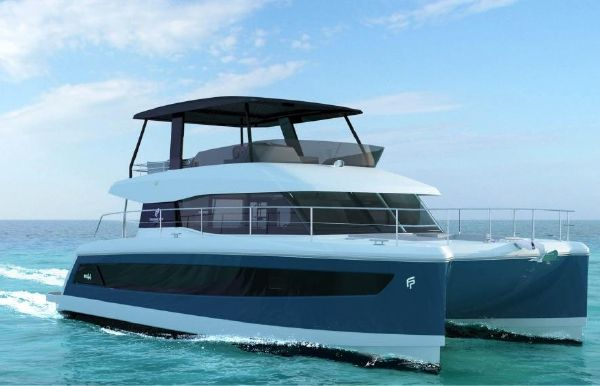 2017 Fountaine Pajot MY 44