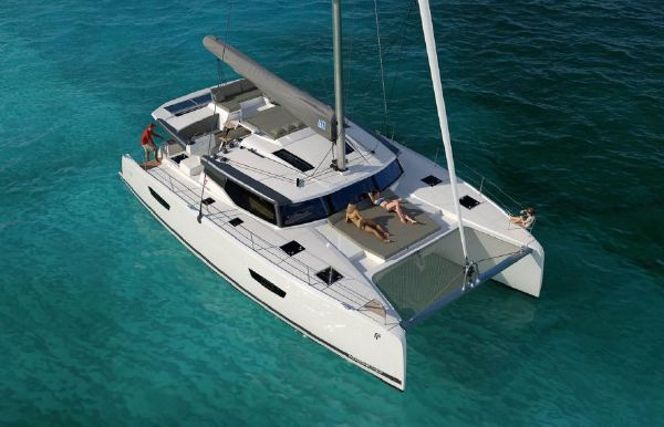 2017 Fountaine Pajot Catamaran 47