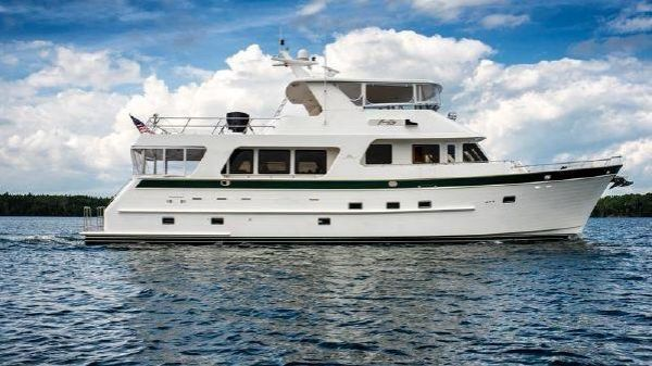 Outer Reef Long Range Motor Yacht