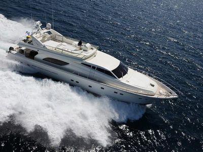 2001 Ferretti Yachts<span>80</span>