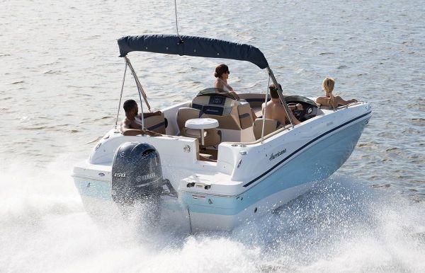 2020 Hurricane SunDeck Sport 192 OB