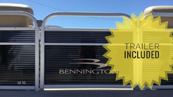 Bennington 168SLV