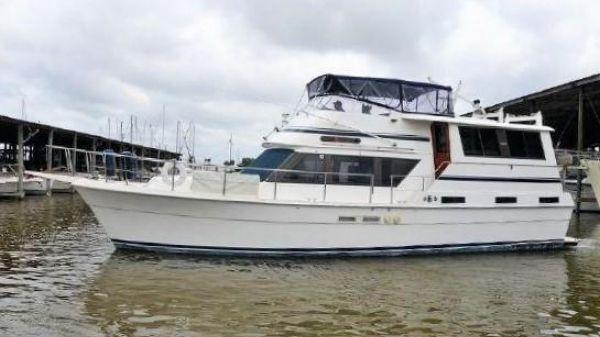 Gulfstar 49 Motor Yacht Repowered
