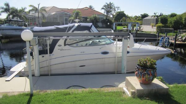 Searay 280 GAYLE FORCE