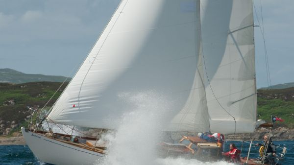 McGruer 42' Sloop
