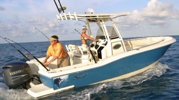 Scout 242 Sportfish