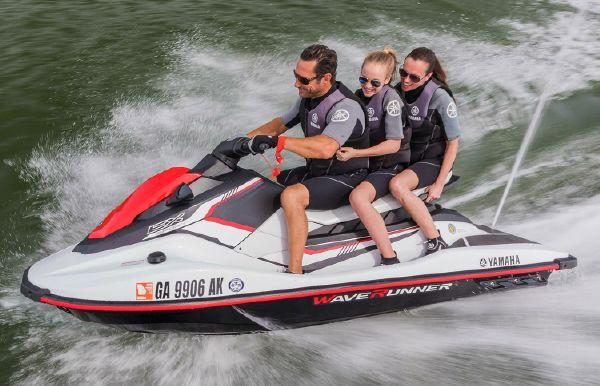 2018 Yamaha Boats Waverunner EX Sport
