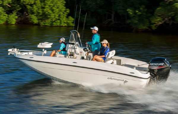 2019 Bayliner Element F18