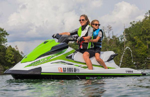 2018 Yamaha Boats Waverunner VX