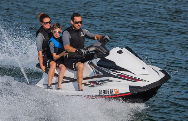 2018 Yamaha Boats Waverunner VX Deluxe