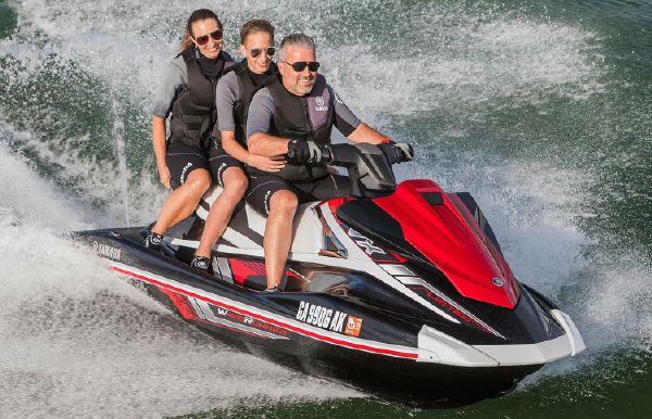 2018 Yamaha Boats Waverunner VX Limited