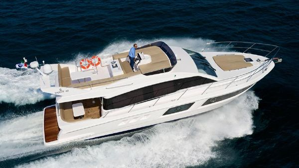 Majesty Yachts 48