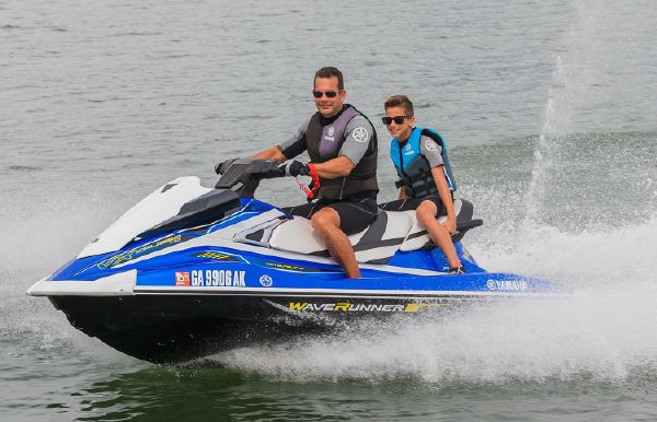 2018 Yamaha Boats Waverunner VX Cruiser HO