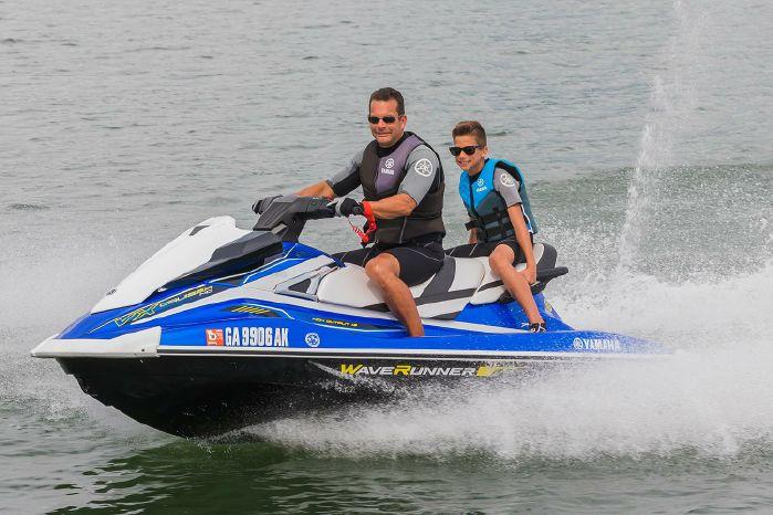 2018 yamaha waverunner vx cruiser ho boathouse discount for Yamaha waverunner vx