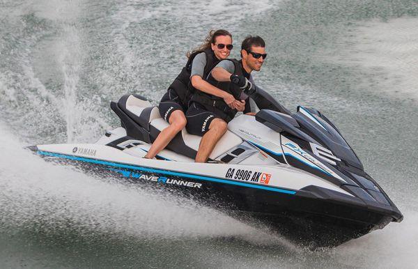 2018 Yamaha Boats Waverunner FX Cruiser HO