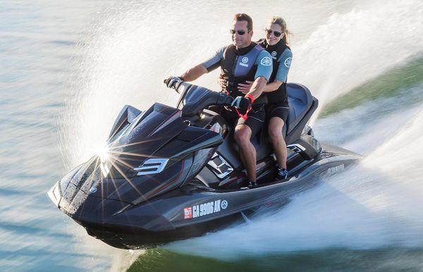 2018 Yamaha Boats Waverunner FX Cruiser SVHO