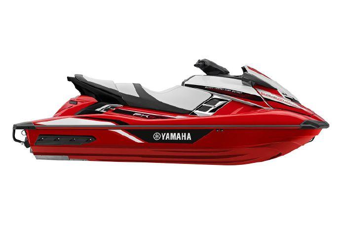Yamaha Waverunner Brochure