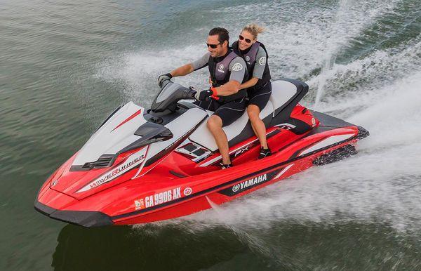 2018 Yamaha Waverunner FX SVHO