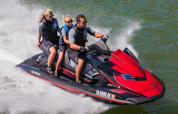2018 Yamaha Boats Waverunner FX Limited SVHO